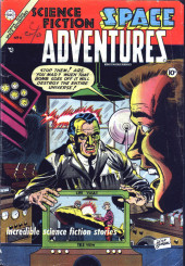 Space Adventures (Charlton - 1952) -9- Issue # 9