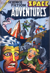 Space Adventures (Charlton - 1952) -10- Issue # 10