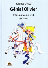 Génial Olivier -INT11- Intégrale volume 11 : 1987-1988
