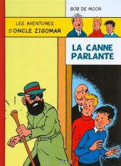 Oncle Zigomar (Les aventures d') -11- La canne parlante