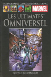 Marvel Comics - La collection (Hachette) -152121- Les Ultimates: Omniversel