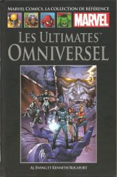 Marvel Comics - La collection (Hachette) -152121- Les Ultimates: Omniversel