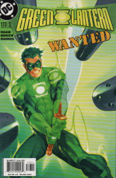 Green lantern (1990) -173- Wanted, Part 3