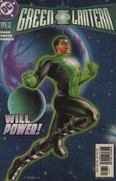 Green lantern (1990) -175- Wanted, Part 5