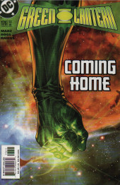 Green lantern (1990) -176- Homecoming?