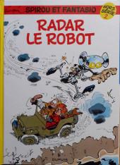 Spirou et Fantasio -HS02 c2018- Radar le robot