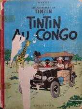 Tintin (Historique) -2B28- Tintin au Congo
