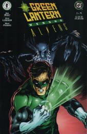 Green Lantern versus Aliens -1- Issue #1