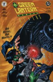 Green Lantern versus Aliens -3- Issue #3