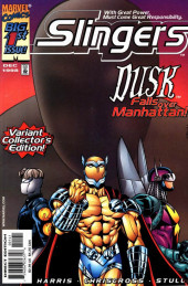 Slingers (1998) -1- Dusk Falls Over Manhattan!