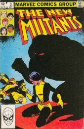 New Mutants (The) (1983) -3- Nightmare