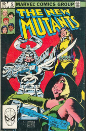 New Mutants (The) (1983) -5- Heroes