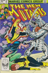 New Mutants (The) (1983) -6- Road Warriors!