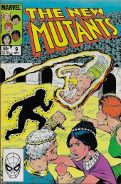 New Mutants (The) (1983) -9- Arena
