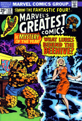 Marvel's Greatest Comics (Marvel - 1969) -49- What Lurks Behind the Beehive?