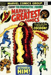 Marvel's Greatest Comics (Marvel - 1969) -50- Issue # 50