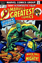 Marvel's Greatest Comics (Marvel - 1969) -53- When Fall the Mighty!
