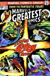 Marvel's Greatest Comics (Marvel - 1969) -54- Issue # 54