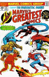Marvel's Greatest Comics (Marvel - 1969) -55- Issue # 55