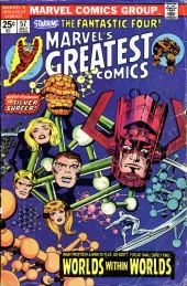 Marvel's Greatest Comics (Marvel - 1969) -57- Worlds Within Worlds