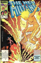 New Mutants (The) (1983) -11- Magma