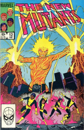 New Mutants (The) (1983) -12- Sunstroke