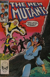 New Mutants (The) (1983) -13- School Daysze