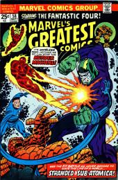 Marvel's Greatest Comics (Marvel - 1969) -58- Stranded in Sub-Atomica!