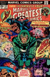 Marvel's Greatest Comics (Marvel - 1969) -59- Shall Earth Endure?