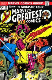 Marvel's Greatest Comics (Marvel - 1969) -62- Issue # 62