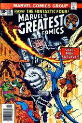 Marvel's Greatest Comics (Marvel - 1969) -65- Shall Man Survive?