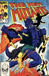New Mutants (The) (1983) -14- Do You Believe In -- Magik?