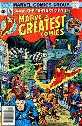 Marvel's Greatest Comics (Marvel - 1969) -66- Issue # 66