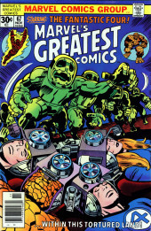 Marvel's Greatest Comics (Marvel - 1969) -67- Within This Tortured Land!