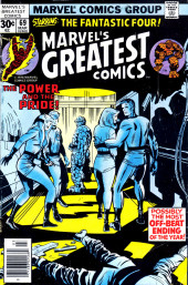 Marvel's Greatest Comics (Marvel - 1969) -69- The Power and the Pride!