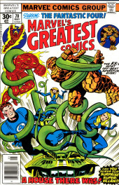 Marvel's Greatest Comics (Marvel - 1969) -70- A House There Was!