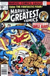 Marvel's Greatest Comics (Marvel - 1969) -71- The Madness of the Mole Man!