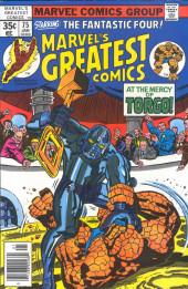 Marvel's Greatest Comics (Marvel - 1969) -75- At the Mercy of Torgo!