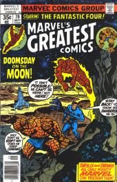 Marvel's Greatest Comics (Marvel - 1969) -79- Doomsday on the Moon!