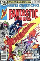 Marvel's Greatest Comics (Marvel - 1969) -80- The Torch Battles the Inhumans!