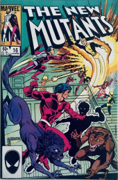 New Mutants (The) (1983) -16- Getaway!