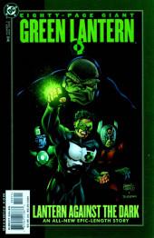 Green Lantern 80-Page Giant -3- A Lantern Against The Dark