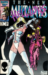 New Mutants (The) (1983) -39- The New Hellions