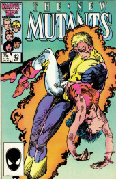 New Mutants (The) (1983) -42- New Song for Old