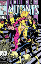 New Mutants (The) (1983) -43- Getting Even