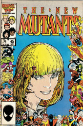 New Mutants (The) (1983) -45- We Were Only Foolin'