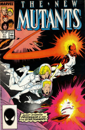 New Mutants (The) (1983) -51- Teachers' Choice