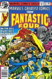 Marvel's Greatest Comics (Marvel - 1969) -81- With All Our Foes Against Us?