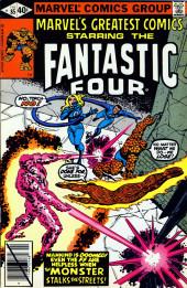 Marvel's Greatest Comics (Marvel - 1969) -85- Issue # 85