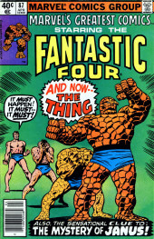 Marvel's Greatest Comics (Marvel - 1969) -87- And Now... the Thing